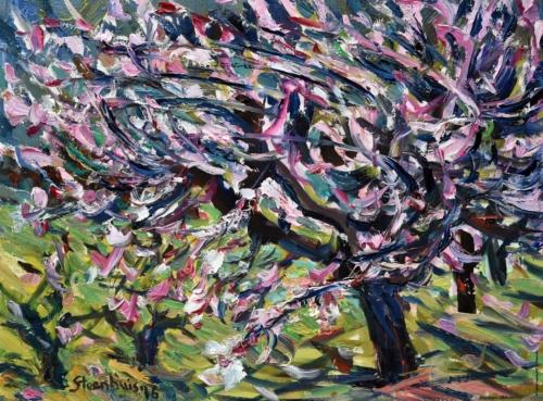 Les Pruniers en Fleurs, St. Cyr