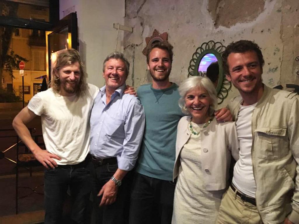 Photo of the Steenhuis Ruffato Family