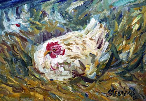 La Maman Poule Nesting