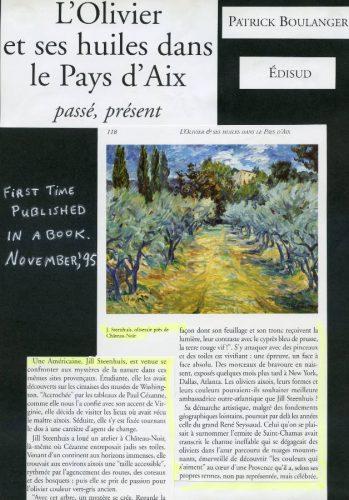 1995 Nov L'Olivier Patrick Boulanger Page118 328