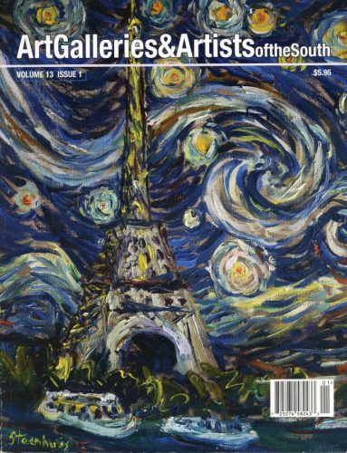 2016 Jan AGAS Vol 13 Issue1 Cover Starry Night 409