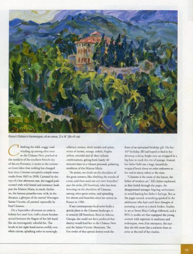 2017 Apr May IA International Artist Issue 113 Inside P59 438