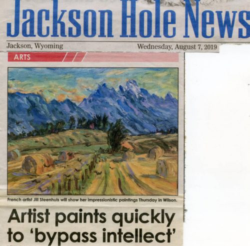 2019 Aug 7 Jackson Hole News WY P1 461